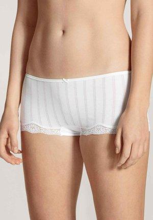 PANTY, LOW CUT - Pants - white