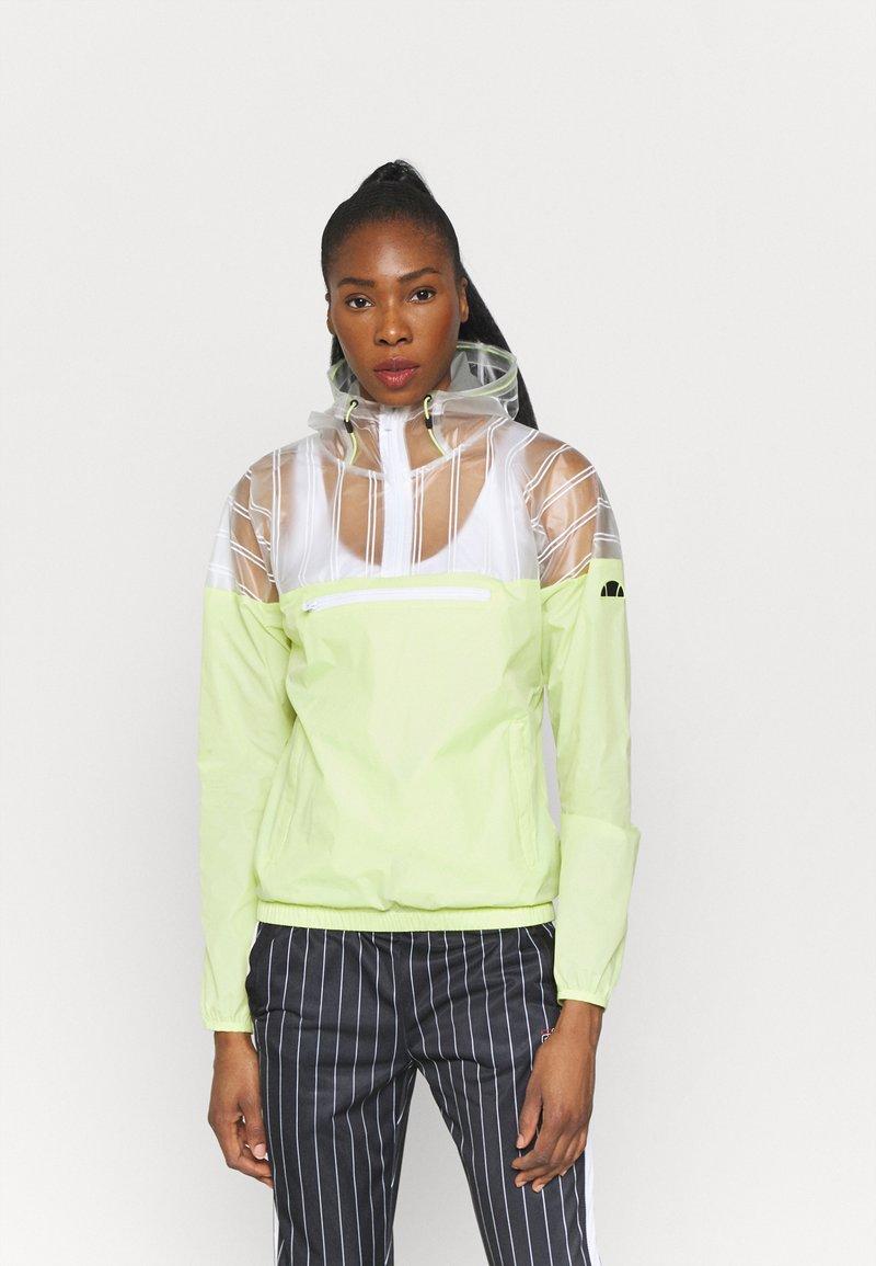 Ellesse - SAPELLI WINDRUNNER - Training jacket - light green