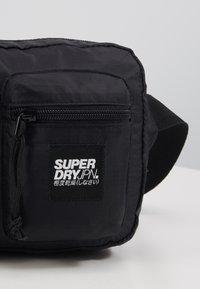Superdry - UTILITY PACK - Bum bag - black - 6