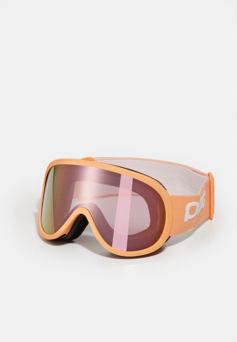 POC - RETINA CLARITY UNISEX - Lyžařské brýle - light citrine orange