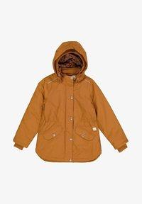Wheat - Winter jacket - cinnamon - 0