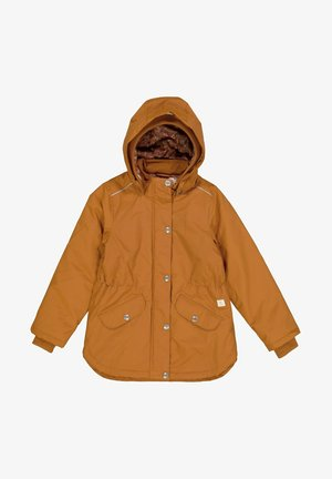 Winter jacket - cinnamon