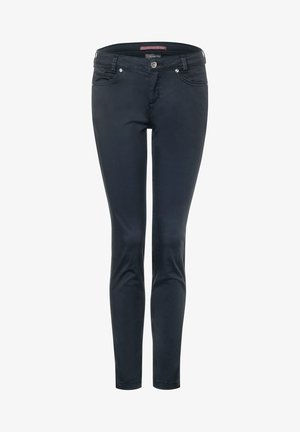 YULIUS - Slim fit jeans - blue