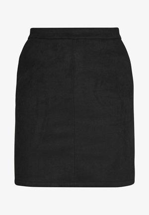 VIFADDY SKIR - Spódnica trapezowa - black