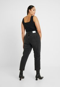 Zign Curvy - Topper - black - 2