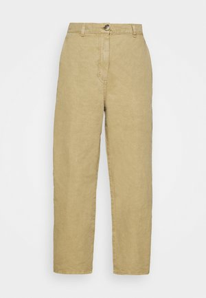 CHINO - Trousers - beige
