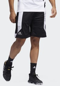 adidas Performance - CREATOR 365 SHORTS - Sports shorts - black - 0