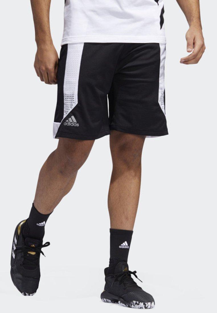 adidas Performance - CREATOR 365 SHORTS - Sports shorts - black