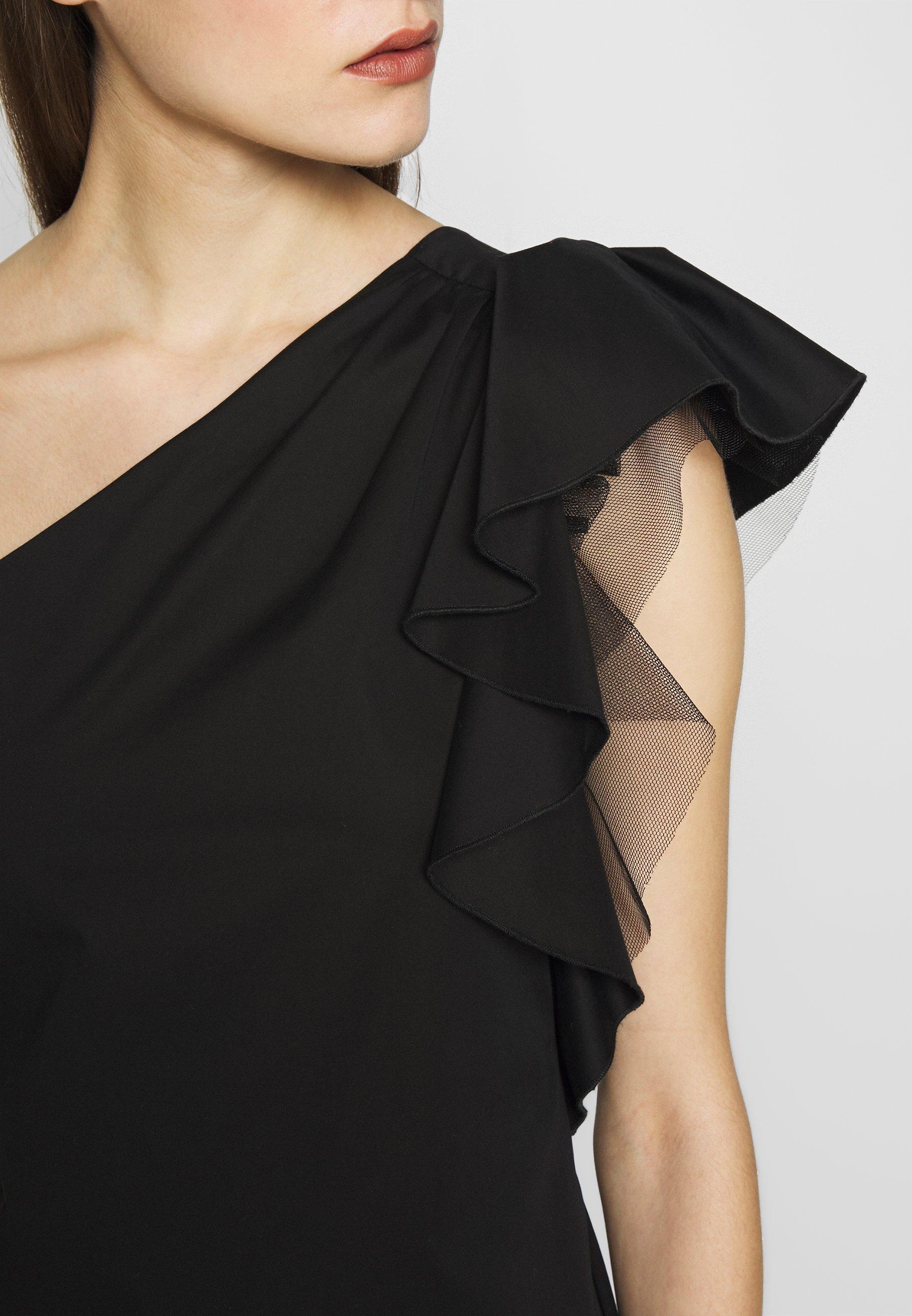Erittäin Naisten Vaatteet Sarja ddj54584sfGHYHD Birgitte Herskind TAYLOR SHORT DRESS Juhlamekko black