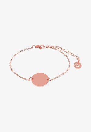 COINARMKETTE - Armband - rose