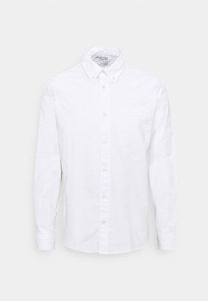 SLHREGRICK FLEX - Shirt - white