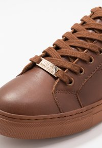 Steve Madden - DINAND - Trainers - cognac - 5