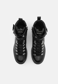 JOOP! - UNICO MARIA BOOT  - Lace-up ankle boots - black - 4