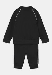 adidas Originals - SLICE TREFOIL CREW ADICOLOR ORIGINALS PULLOVER - Trainingsvest - black/white - 1