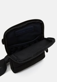 Tommy Hilfiger - CORE COMPACT CROSSOVER - Across body bag - black - 2