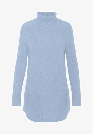 PCELLEN LONG - Jumper - cashmere blue