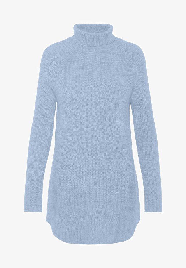 PCELLEN LONG - Trui - cashmere blue