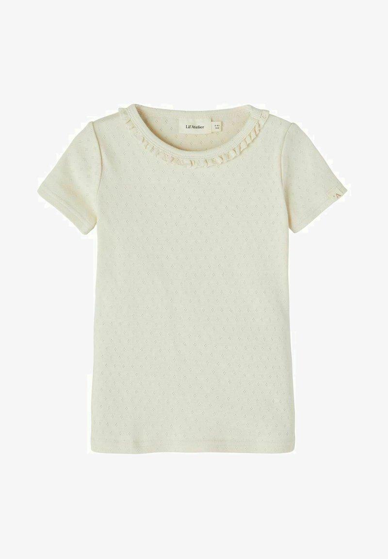 Lil' Atelier - Print T-shirt - turtledove