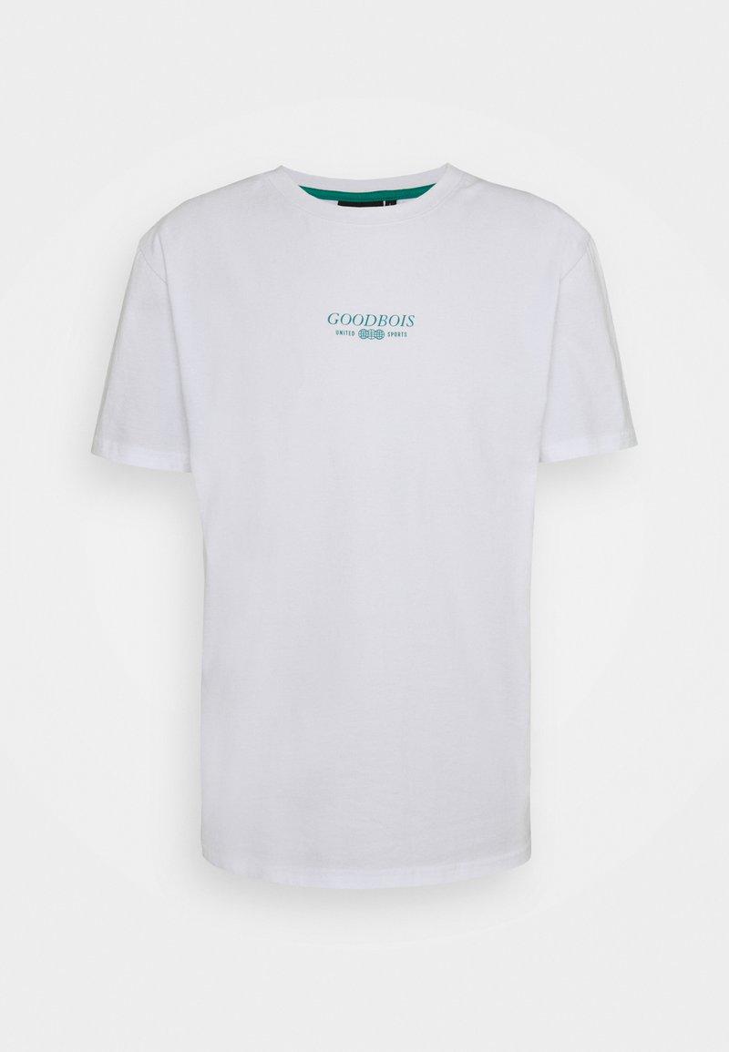 GOODBOIS - TRADEMARK - Print T-shirt - white