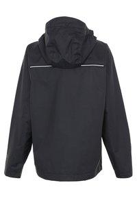 Columbia - Waterproof jacket - black - 1