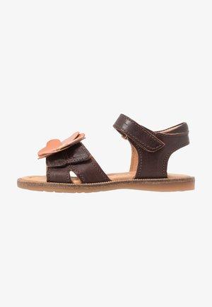 BARBARA  - Sandals - brown