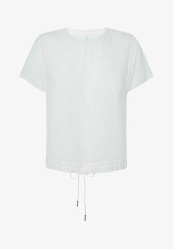 Blus - blanco off