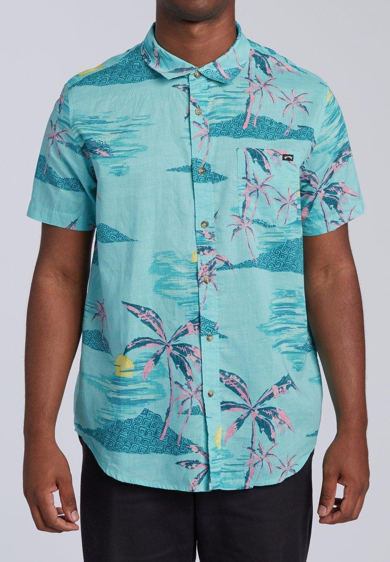 Billabong - SUNDAYS FLORAL - Shirt - mint