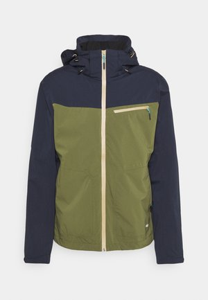 BEAVER - Outdoor jacket - dark olive