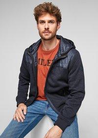 s.Oliver - Light jacket - dark blue - 4