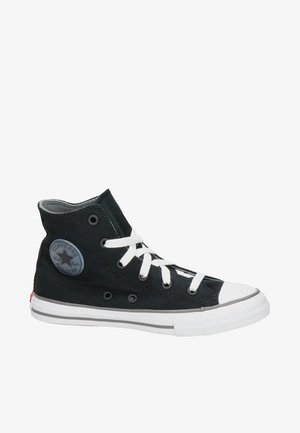 High-top trainers - zwart