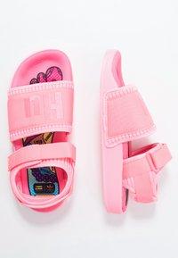 adidas Originals - PW ADILETTE  2.0  - Sandaalit nilkkaremmillä - hyper pop - 2