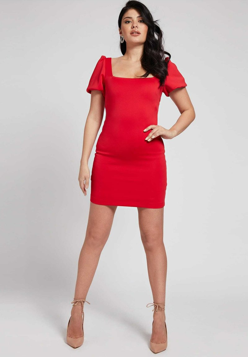 Guess - Cocktail dress / Party dress - rot