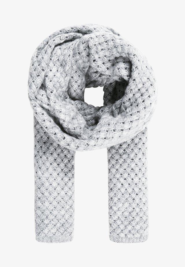 GENESIS SCARF - Sjaal - grey