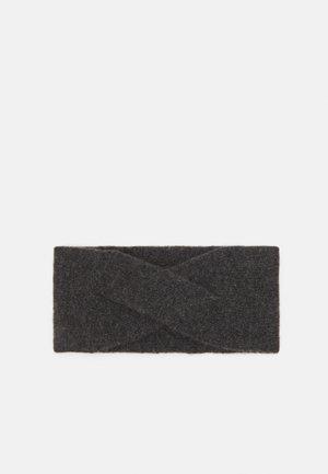 PCDEBBIE HEADBAND - Ear warmers - dark grey melange