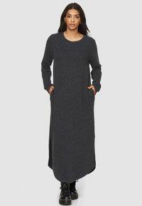Cotton Candy - TILDA - Maxi dress - black mel. - 0
