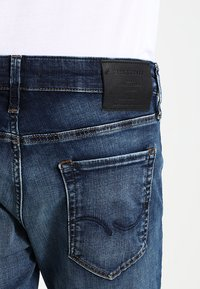 Jack & Jones - JJIGLENN JJICON - Slim fit jeans - blue denim - 4