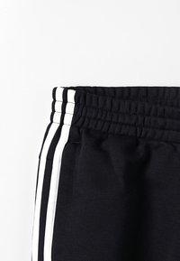 adidas Performance - 3S PANT - Tracksuit bottoms - black/white - 2