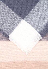 Anna Field - Sjal / Tørklæder - dark gray - 2
