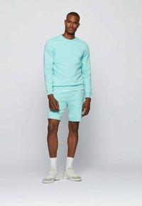 BOSS - HEADLO  - Shorts - open blue - 1