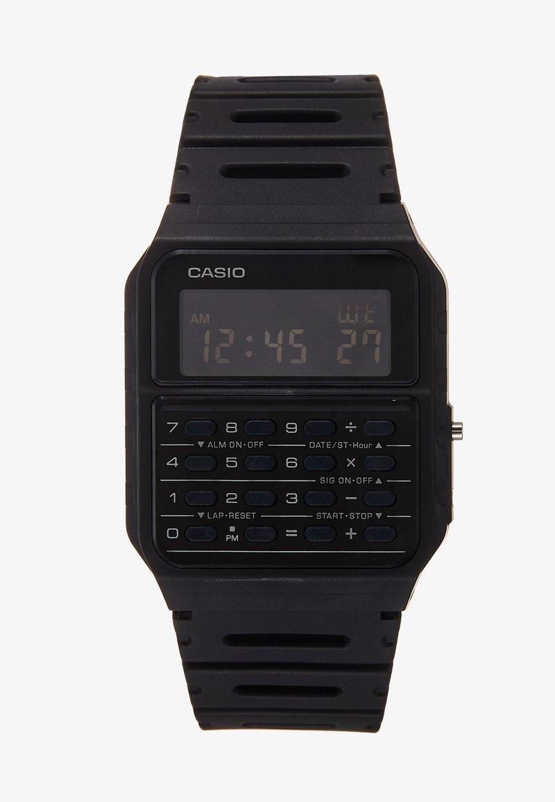 Casio - CA-53WF DIGITAL VINTAGE - Digital watch - black
