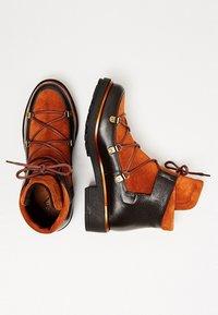ICEBOUND - Veterboots - brown - 2