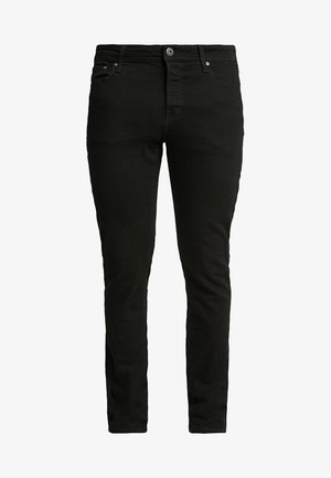 JJIGLENN JJORIGINAL - Slim fit jeans - black denim