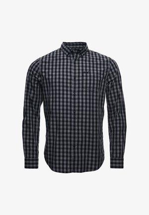 CLASSIC LONDON - Shirt - onyx marl gingham