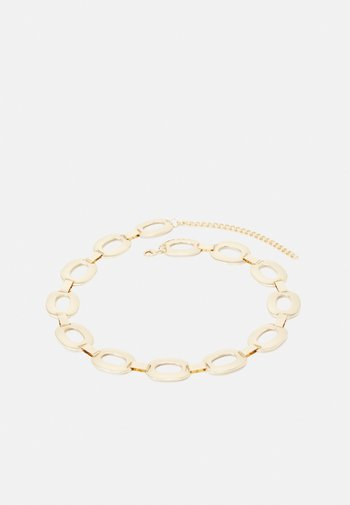 PCAPRIL CHAIN WAIST BELT - Waist belt - gold-coloured