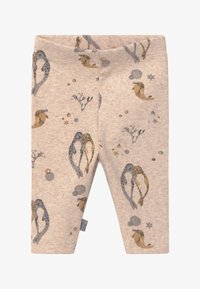 Hust & Claire - LILLE - Leggings - Trousers - ochre - 2