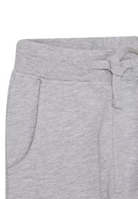 Friboo - BASIC BOYS 3 PACK - Tracksuit bottoms - light grey/khaki/dark blue - 3