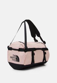 The North Face - BASE CAMP DUFFEL S UNISEX - Sports bag - light pink/black - 2