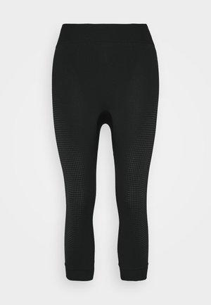 BOTTOM PERFORMANCE WARM ECO - Unterhose lang - black