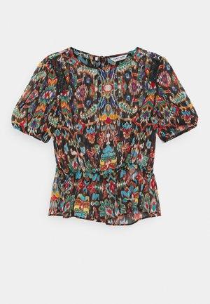 T-shirt imprimé - melis bleu marine