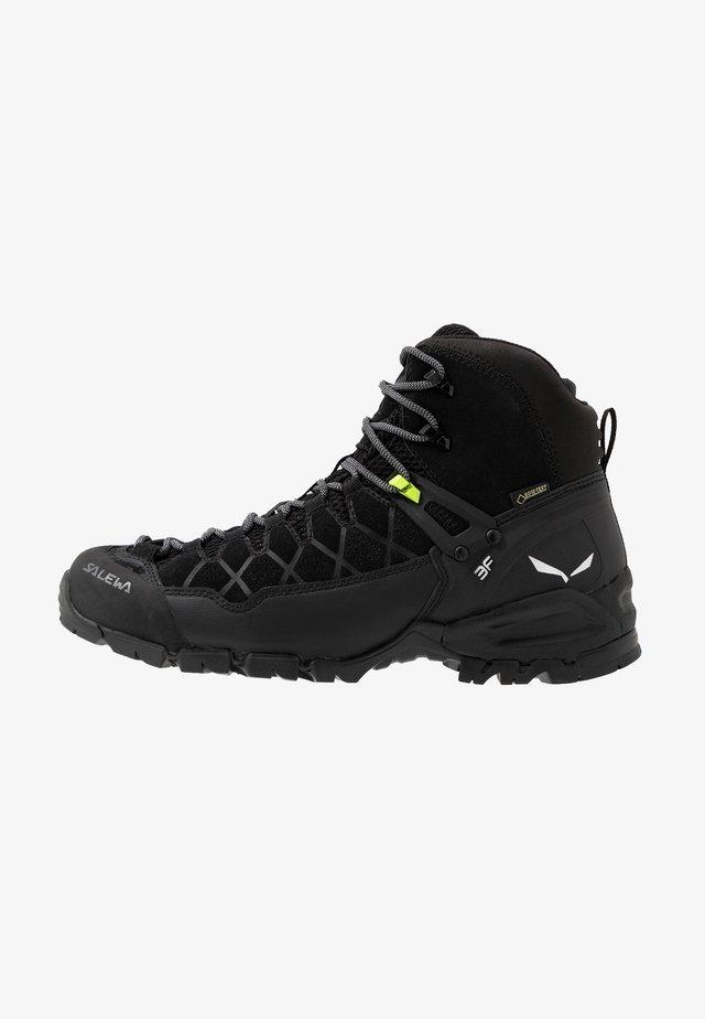 ALP TRAINER MID GTX - Hikingschuh - black